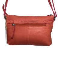 Spikes & Sparrow-Damen-Leather-Crossover-Bag...