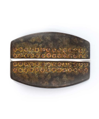 140037/ Vintage-Koppel-Schließe für 4 cm...