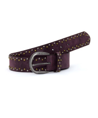 Fritzi-Belt-Tiny-Dots-Bordeaux-Damen-Nietengürtel-...