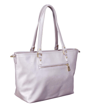 L005 House of Envy-Damen Shopper A4 44 x13 x28 Pearl