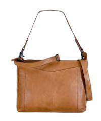 Spikes & Sparrow-Damen-Leather-Crossover-Bag 35x25x10