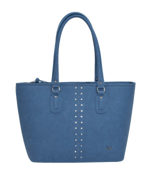 SANSIBAR-Damen Shopper Bag A4 38x29x13