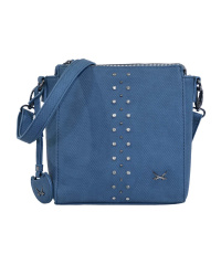 SANSIBAR-Damen Crossover Bag 20x22x8