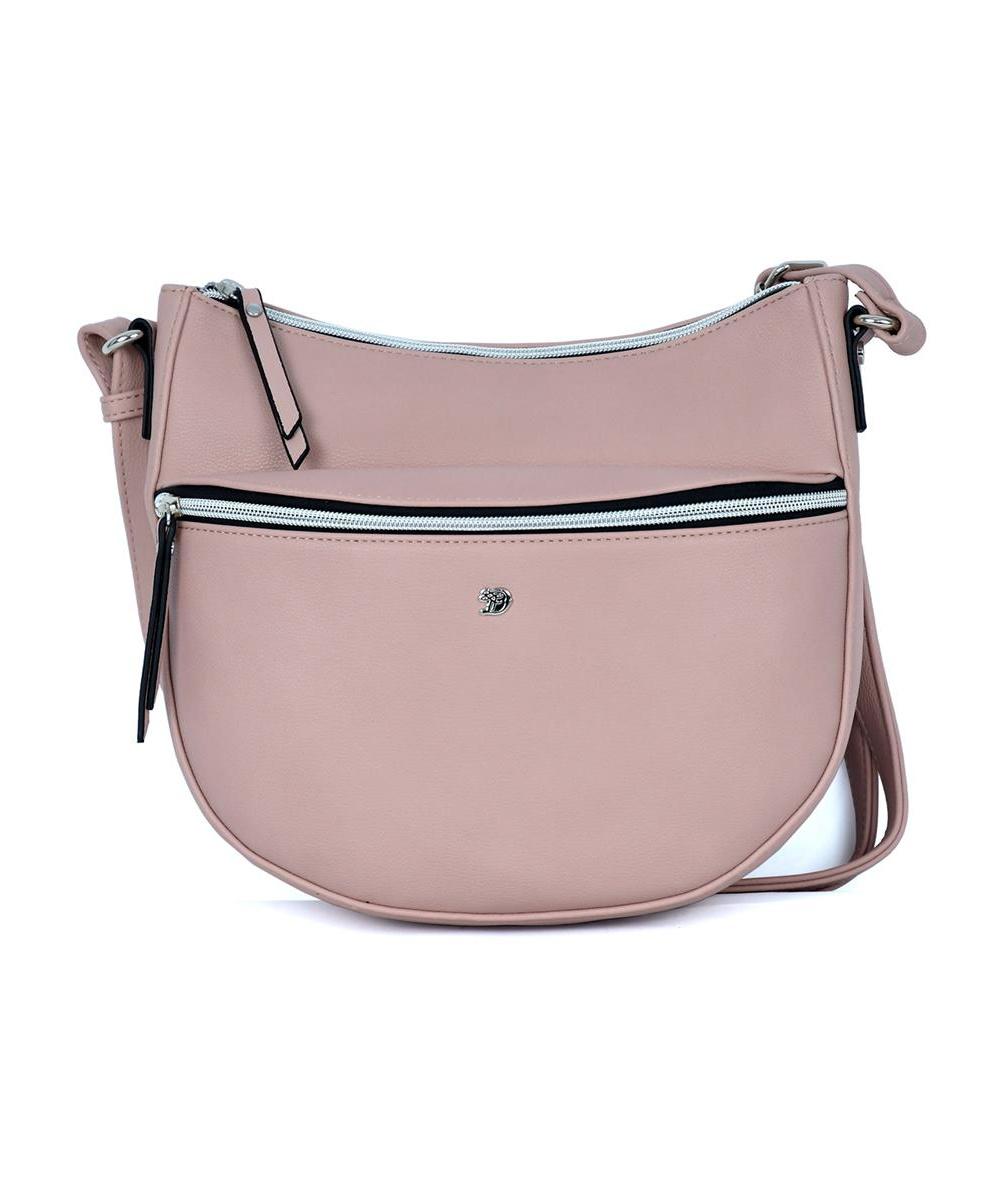 TOM TAILOR Denim Umhängetasche Damen, Rosie,, 26.5x23x5 cm, TOM TAILOR Taschen für Damen