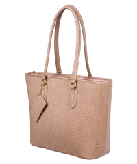 SANSIBAR-Damen Shopper Bag A4 40x28x13