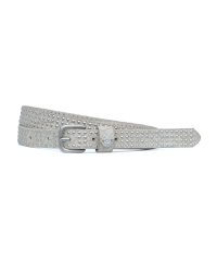Fritzi-Belt Belt PAYGE 2 cm Dorn-0011 Grey