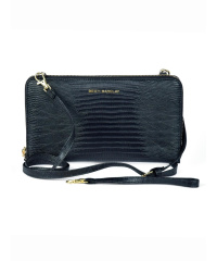 Betty Barcley-Damen Clutch-Umhängetasche 25x14x3 001-Black