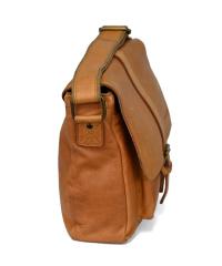 GreenLand-NATUR Shoulder-Bag Horizontal mit Tablett-Fach...